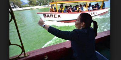 """Ex vicepresidenta Roxana Baldetti será citada por el caso de la """"fórmula mágica"""" en Amatitlán"""