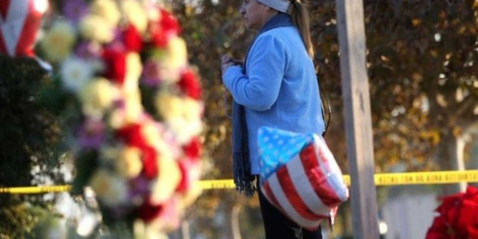 Farook, trabajaba para el Departamento de Salud de San Bernardino. Foto:AFP