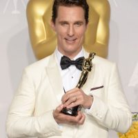 "Perdió el premio frente a Matthew McConaughey que lo ganó por ""Dallas Buyers Club"" Foto: Getty Images"