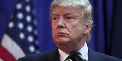 """Después del primer debate entre precandidatos republicanos, Trump se quejó de la conductora Megyn Kelly de Fox News. ¿La razón? El magnate sintió que la periodista """"lo atacó"""" con sus preguntas en tono """"agresivo"""". """"Podías ver sangre saliendo de sus ojos. Saliendo de todas partes"""", aseguró Trump. Foto:Getty Images"""