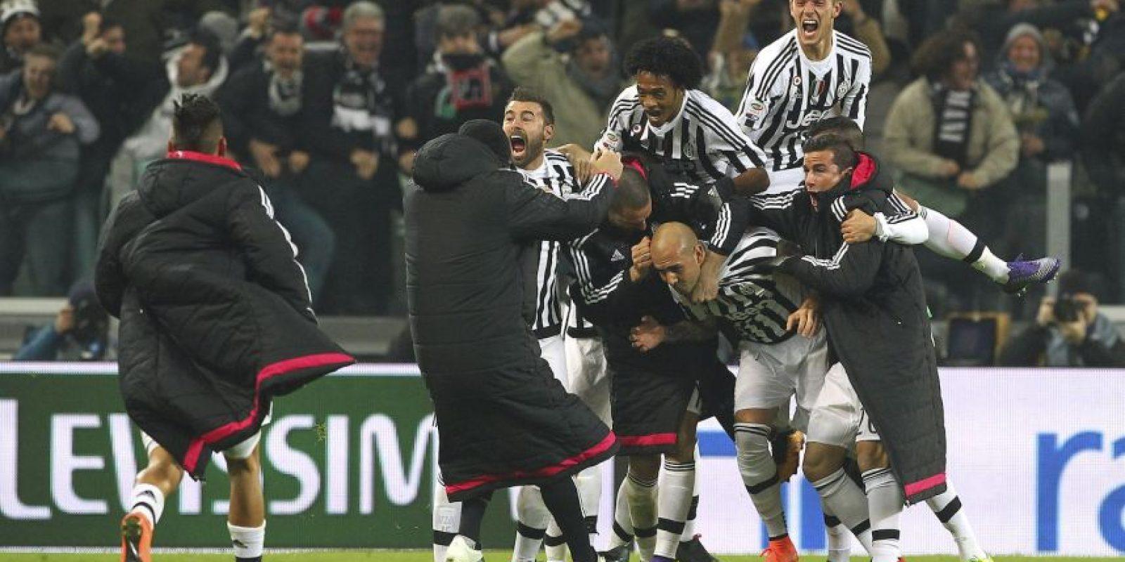 """Juve"" espera sacar ventaja en el duelo de ida Foto:Getty Images"