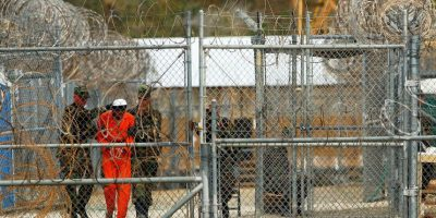 La mayoría de ellos fueron detenidos en países como Afganistán, tras las intervenciones militares estadounidenses Foto:Getty Images