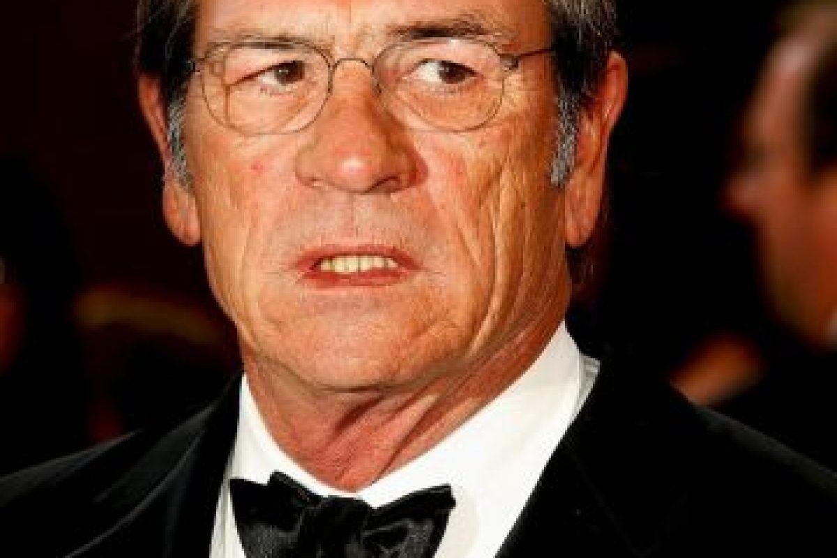 """Lo perdió frente a Tommy Lee Jones por su papel en """"El fugitivo"""" Foto:Getty Images"""