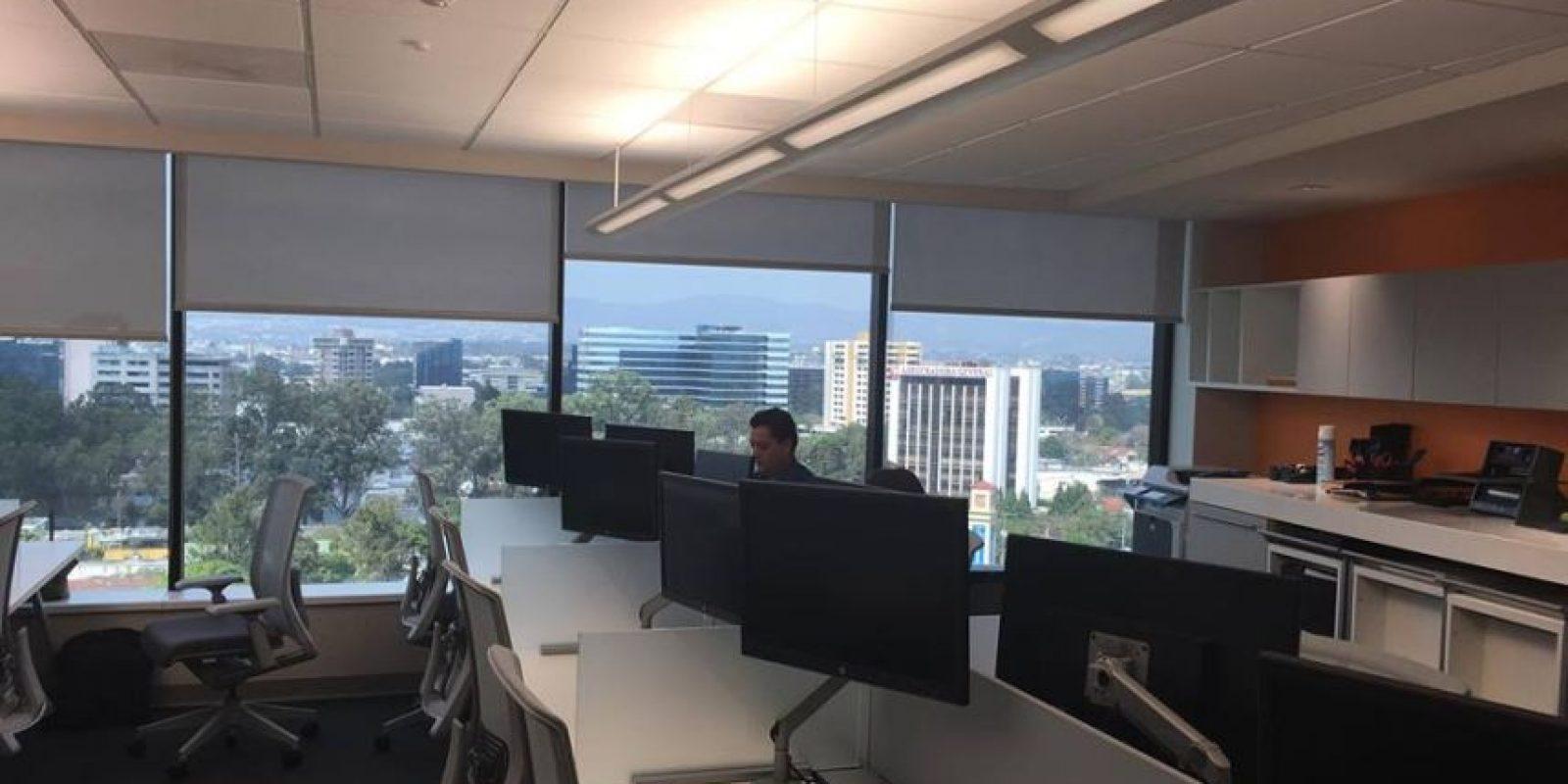Las oficinas de Microsoft en Guatemala se encuentran ubicadas en zona 10. Foto:Publinews