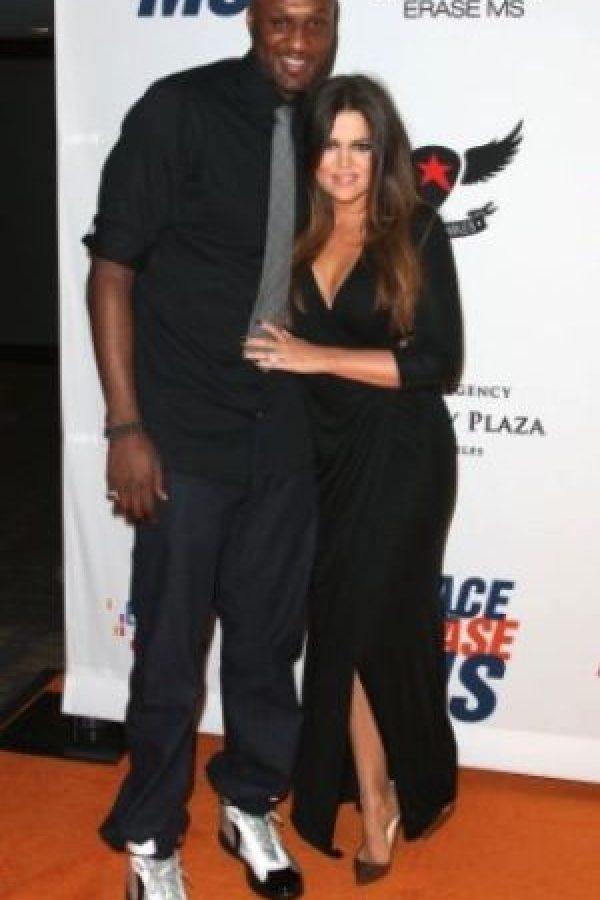 Su primer encuentro fue en agosto de ese año en una fiesta del basquetbolista Ron Artest y de inmediato fueron inseparables. Foto:Getty Images