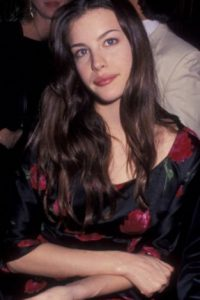 "La ""Lolita"" adolescente de ""Crazy"". Y así actuó en películas como ""Empire Records"". Foto: vía Getty Imags"