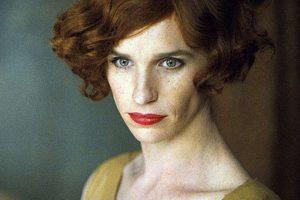 """Eddie Redmayne por """"La chica danesa"""" Foto:Vía IMDB"""