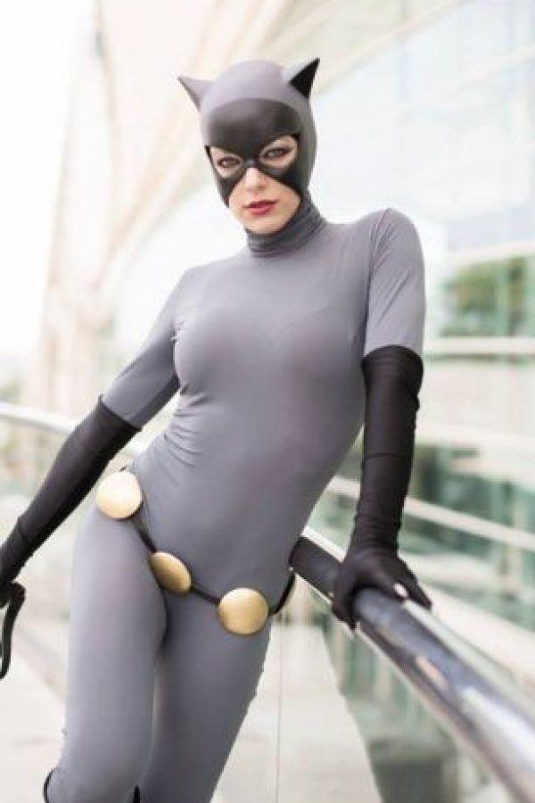 Se dedicó a ser cosplayer. Incluso ganó concursos como el de IGN. Foto:vía Facebook/Adrianne Curry