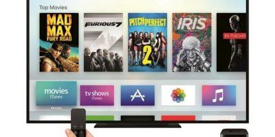 Así luce el nuevo Apple TV. Foto:Apple