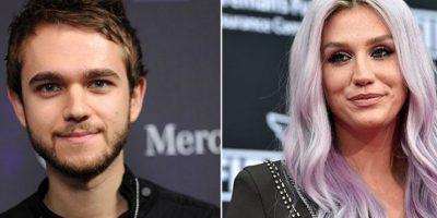 Zedd se ofrece para producir la música de Kesha