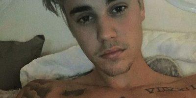 Justin Bieber posa desnudo para la portada de una revista