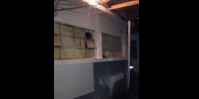 PDH supervisa comisaría en Alta Verapaz y estas son las condiciones en las que viven los policías