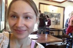 Estas son las fotos que comparte en redes sociales Foto:vk.com/catyssens