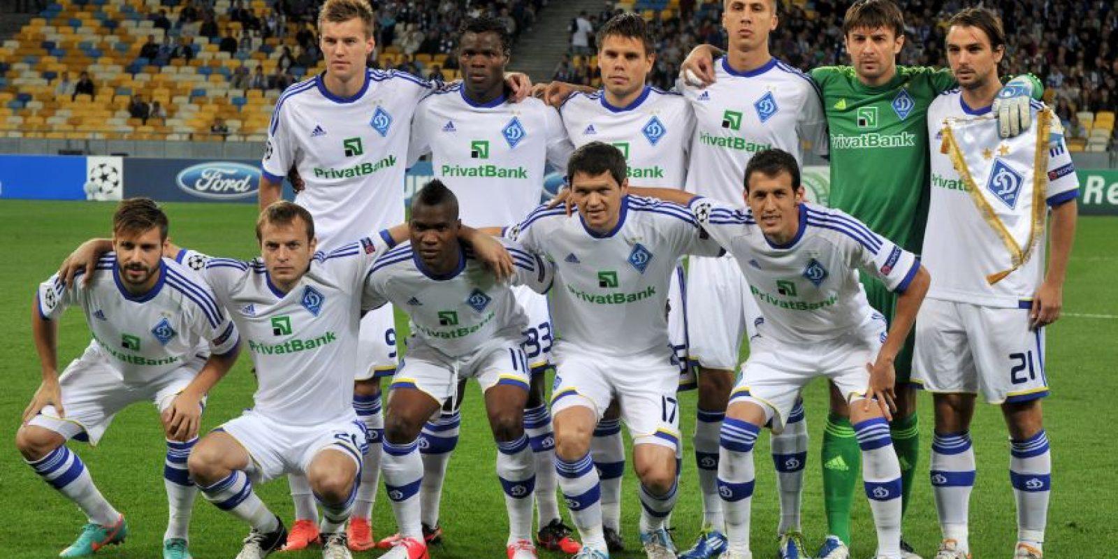 Visitan al Dinamo de Kiev Foto:Getty