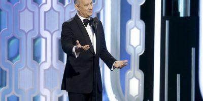 Tom Hanks. También será uno de los actores legendarios que apoye económicamente la campaña de la demócrata. Foto:Getty Images