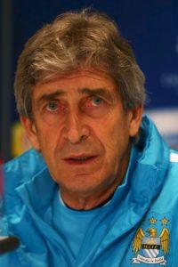Manuel Pellegrini y su equipo han perdido los últimos tres duelos Foto:Getty