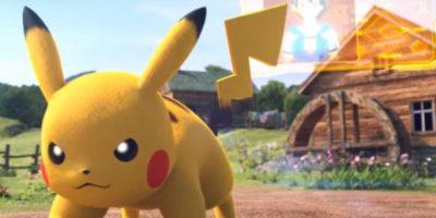 El Pikachu en su versión tradicional será otro personaje jugable en Pokkén Tournament. Foto:Nintendo
