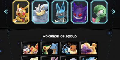 La lista de personajes de Pokkén Tournament incluye a Charizard, Pikachu, Mewtwo y otros. Foto:pokkentournament.com