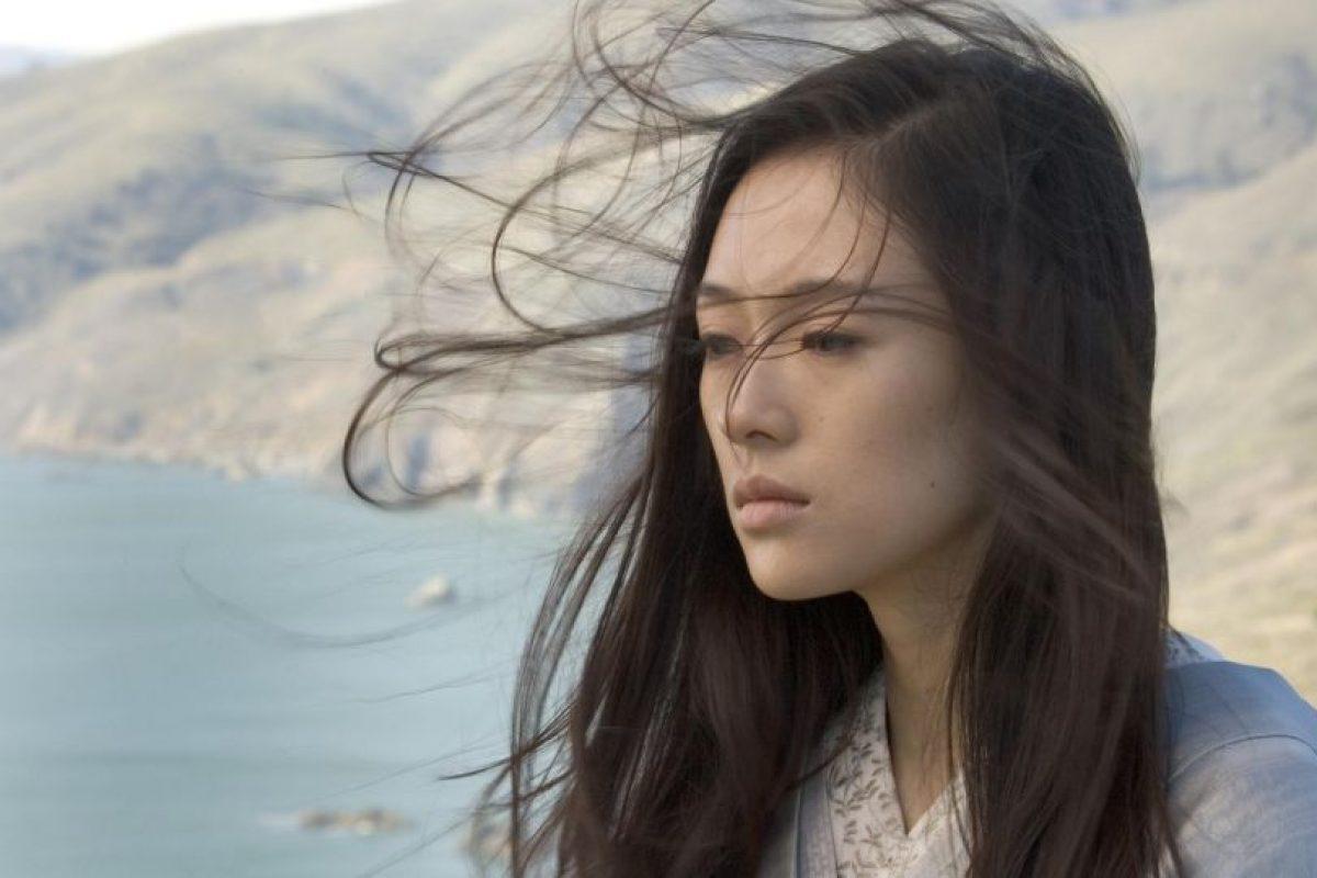 La china ha sido imagen de varias marcas de lujo. Foto:vía Columbia Pictures