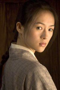 """Allí fue la famosa geisha de ojos azules """"Nitta Sayuri"""". Foto:vía Columbia Pictures"""