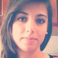 """Ana Silvia Hernández. Es la hermana del delantero mexicano Javier """"Chicharito"""" Hernández Foto:Twitter"""