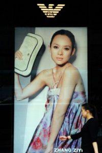La acusaron de prostituirse con dignatarios chinos. Foto:vía Getty Images