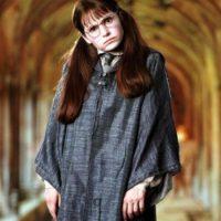 """Shirley Henderson. Interpretó a la fantasma """"Myrtle, La Llorona"""" Foto:Vía facebook.com/harrypottermovie"""