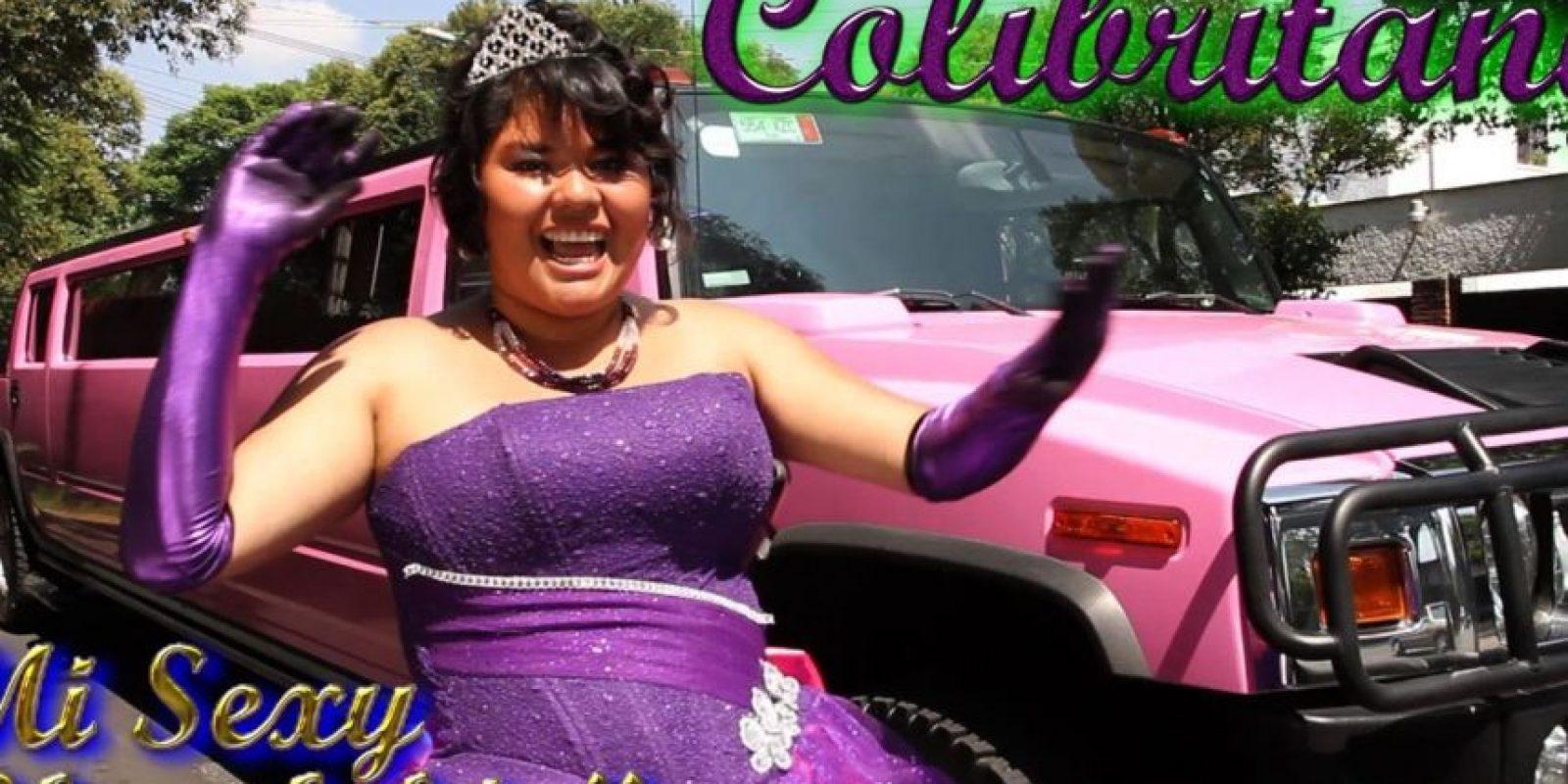 La reina de Cocoyoc. Foto:vía NUEVON