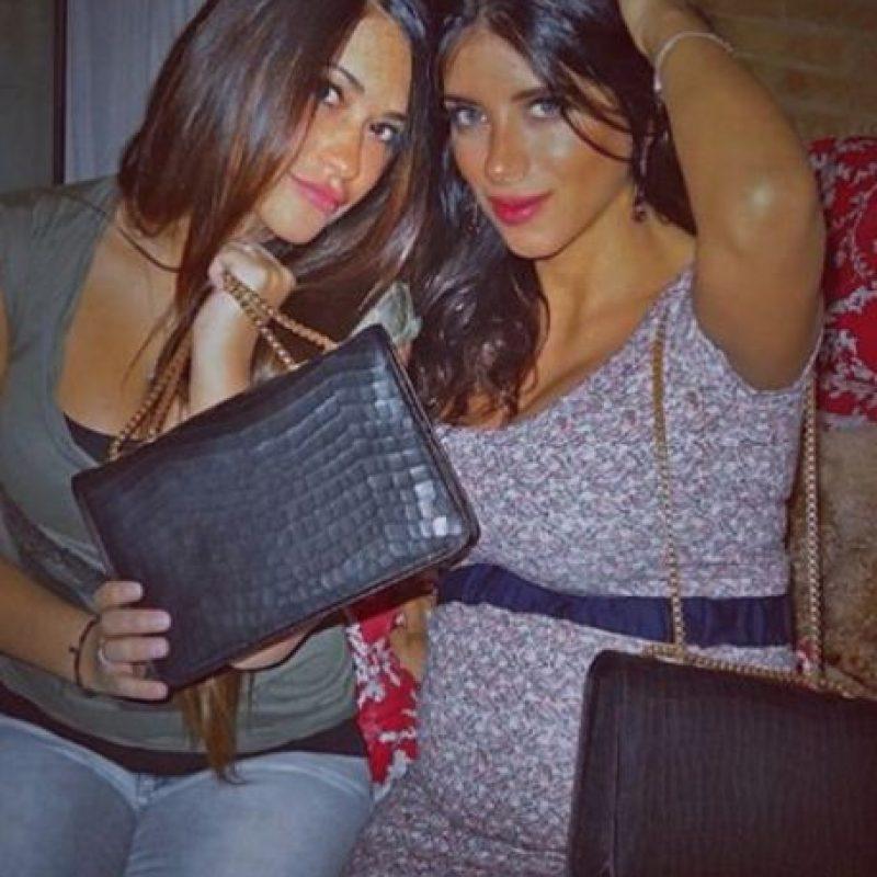 Las mejores imágenes de Antonella Roccuzzo y Daniella Semaan Foto:Vía instagram.com/4ladyd