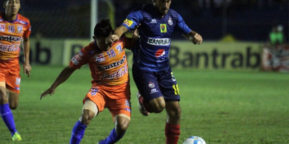 Resultado del partido Suchitepéquez vs. Municipal, Torneo Clausura 2016