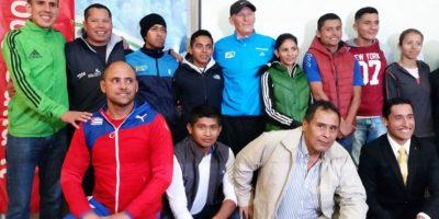 Presentan el Campeonato Nacional de Marcha Atlética 2016