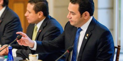 Presidente Morales se compromete en tres aspectos con Joe Biden