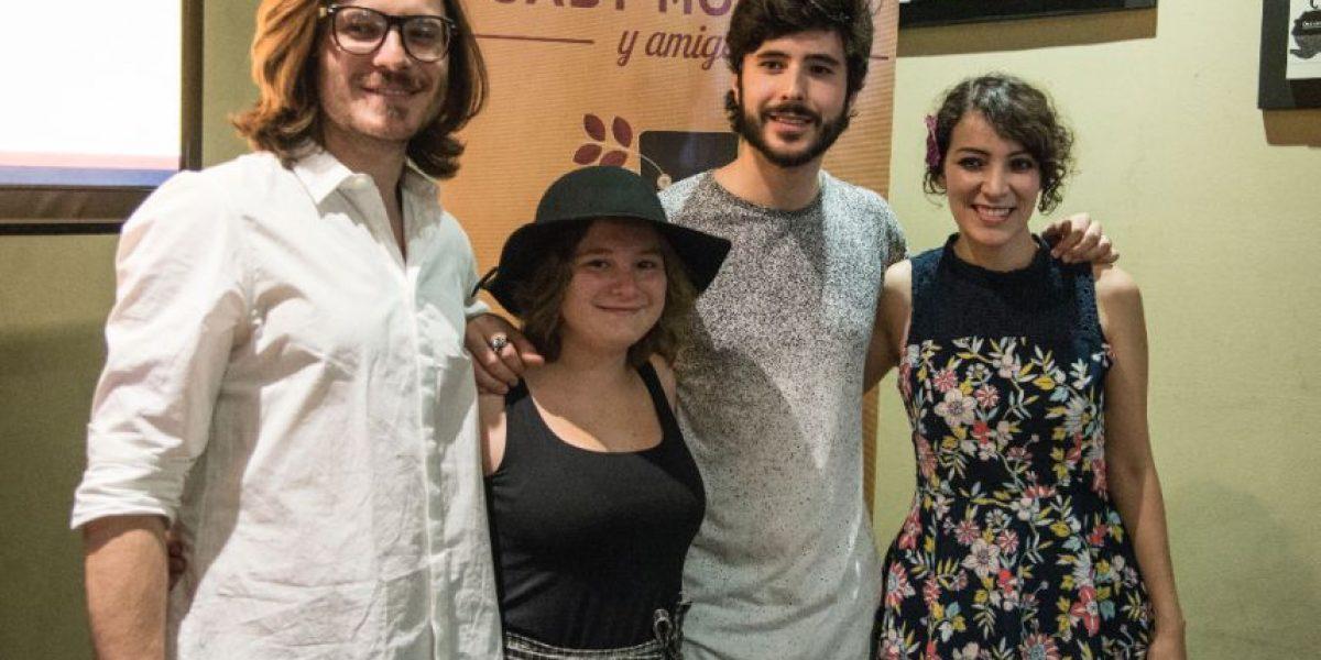 Detalles del III Festival Acústico con Gaby Moreno y amigos