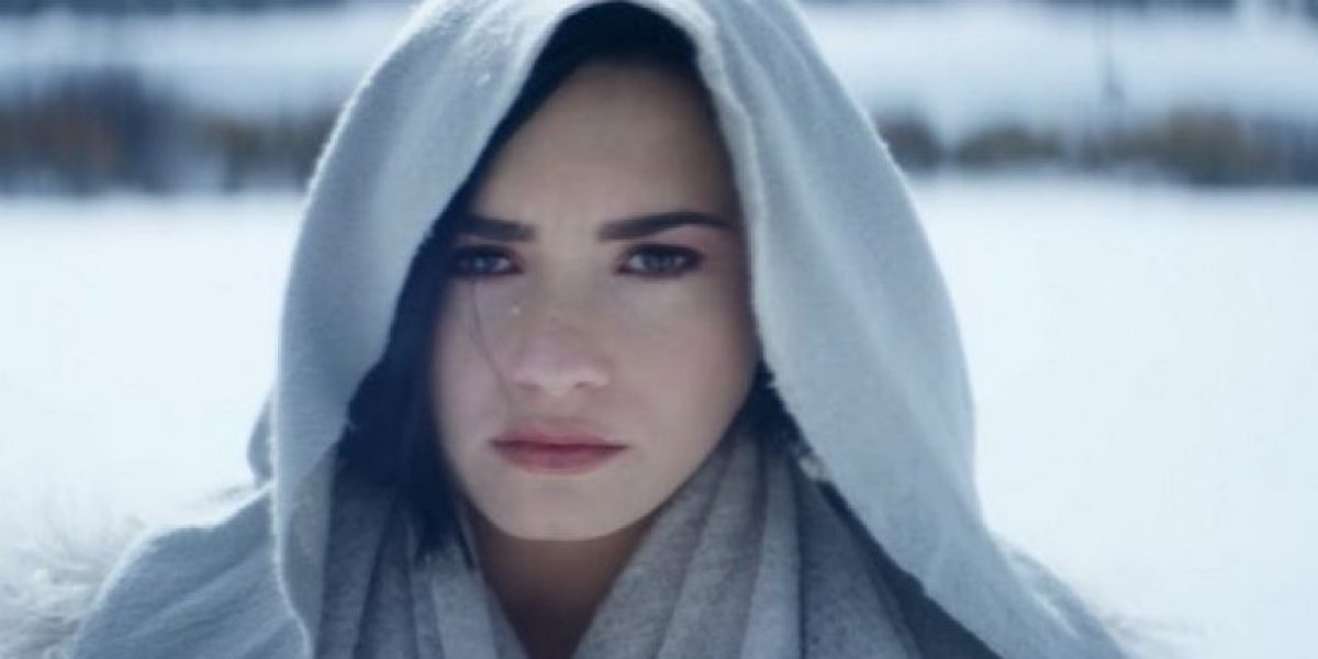"""Stone Cold"", nuevo video de Demi Lovato"