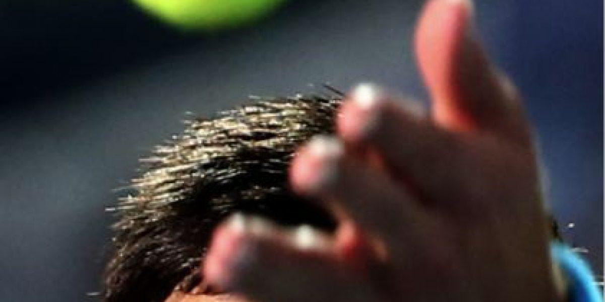 Djokovic se retira del torneo de Dubái por una infección en el ojo