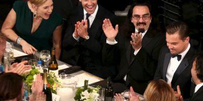 Ha sido nominado cinco veces al Oscar Foto:Getty Images