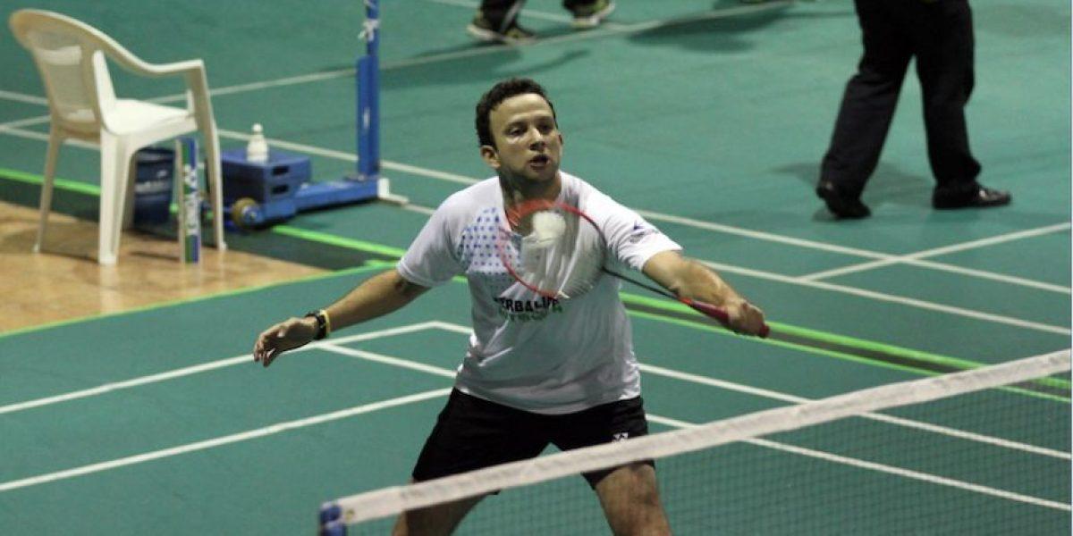 Kevin Cordón avanza en Torneo Internacional en Guatemala