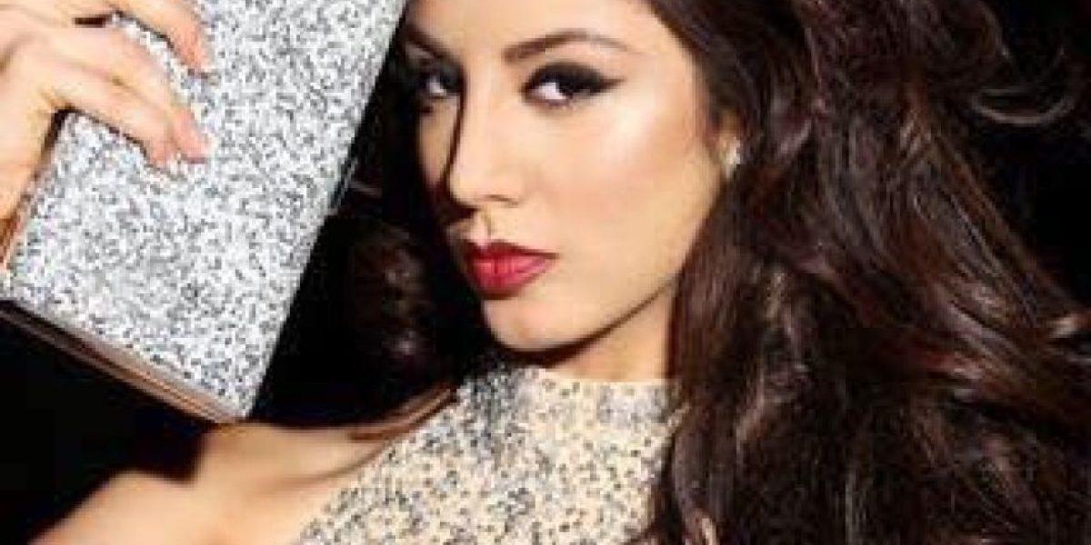 """Miss Guatemala Jeimmy Aburto visita la tierra """"que lleva en su corazón"""""""