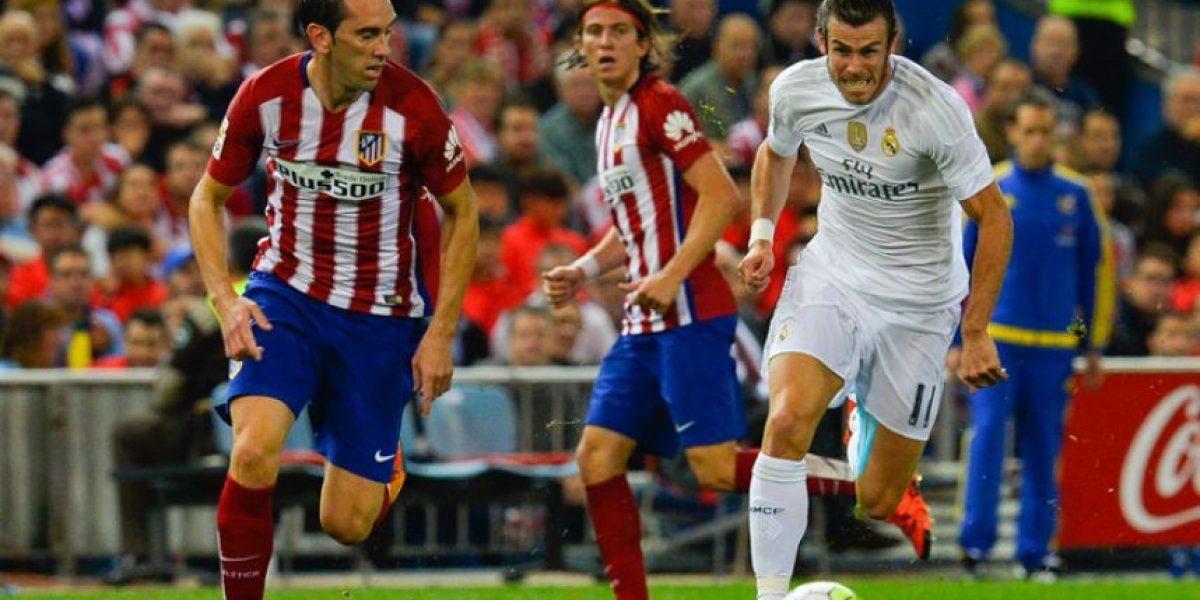 Atletico Madrid Vs Real Madrid: Real Madrid Vs Atletico De Madrid 2016