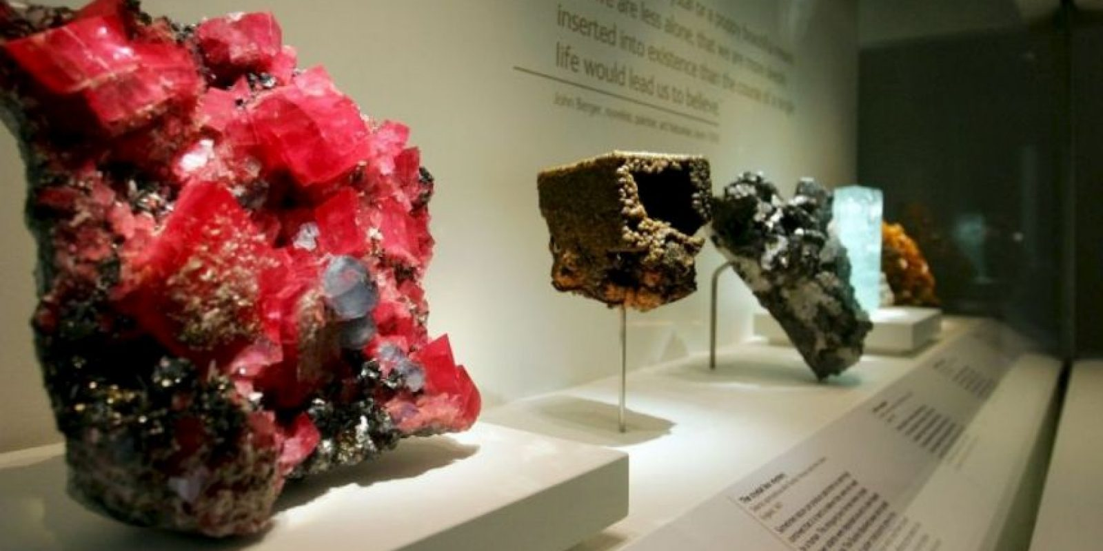 Los meteoritos rocosos, formados solamente por rocas, son los más abundantes. Foto:Getty Images
