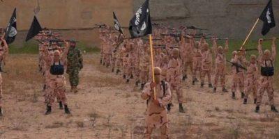 Estado Islámico pretende ser un estado autosuficiente. Foto:AP