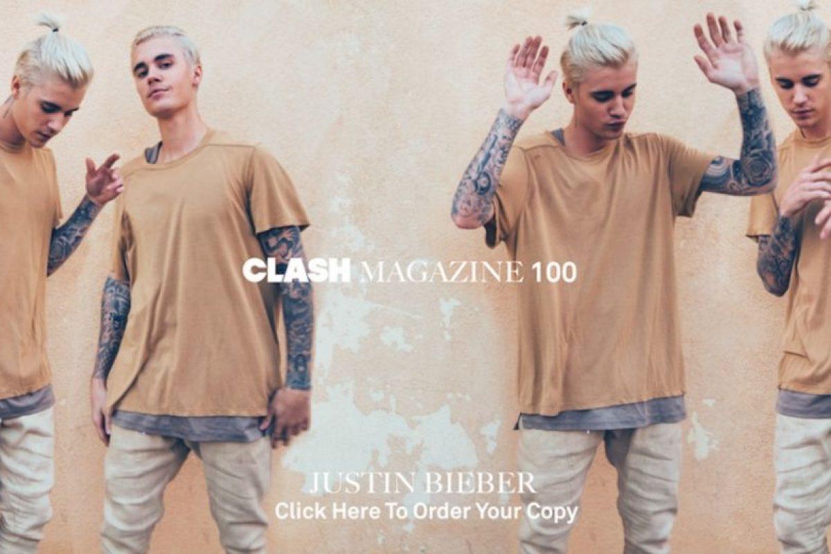 Foto:Clash Vía instagram.com/justinbieber/