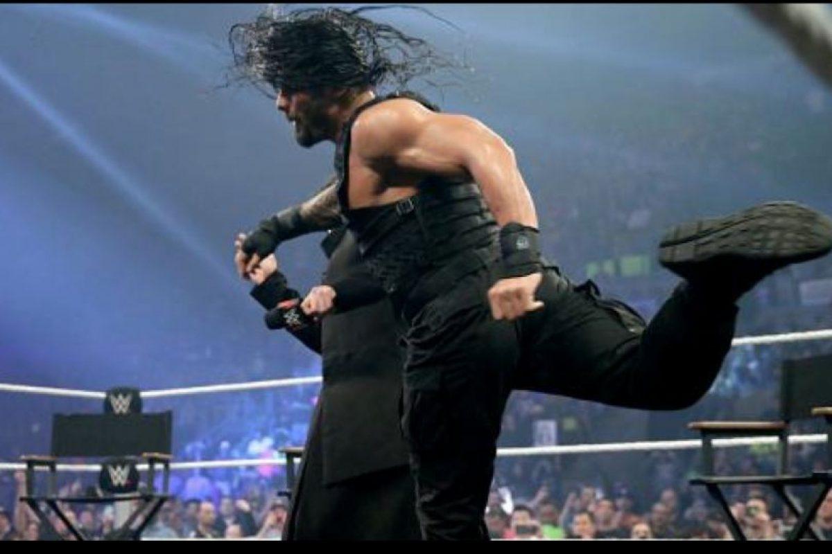 ¿Quién es Roman Reigns? Foto:WWE