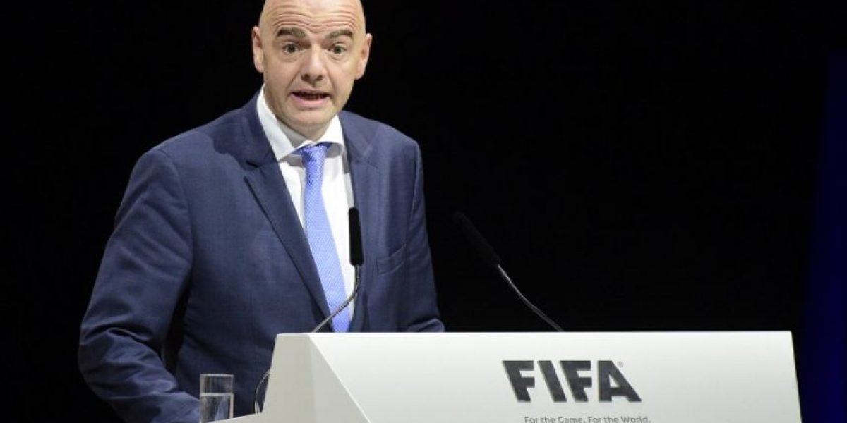 Nuevo presidente de FIFA: Gianni Infantino