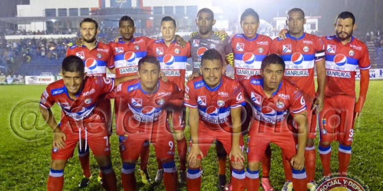 Foto:Club Xelajú MC Oficial