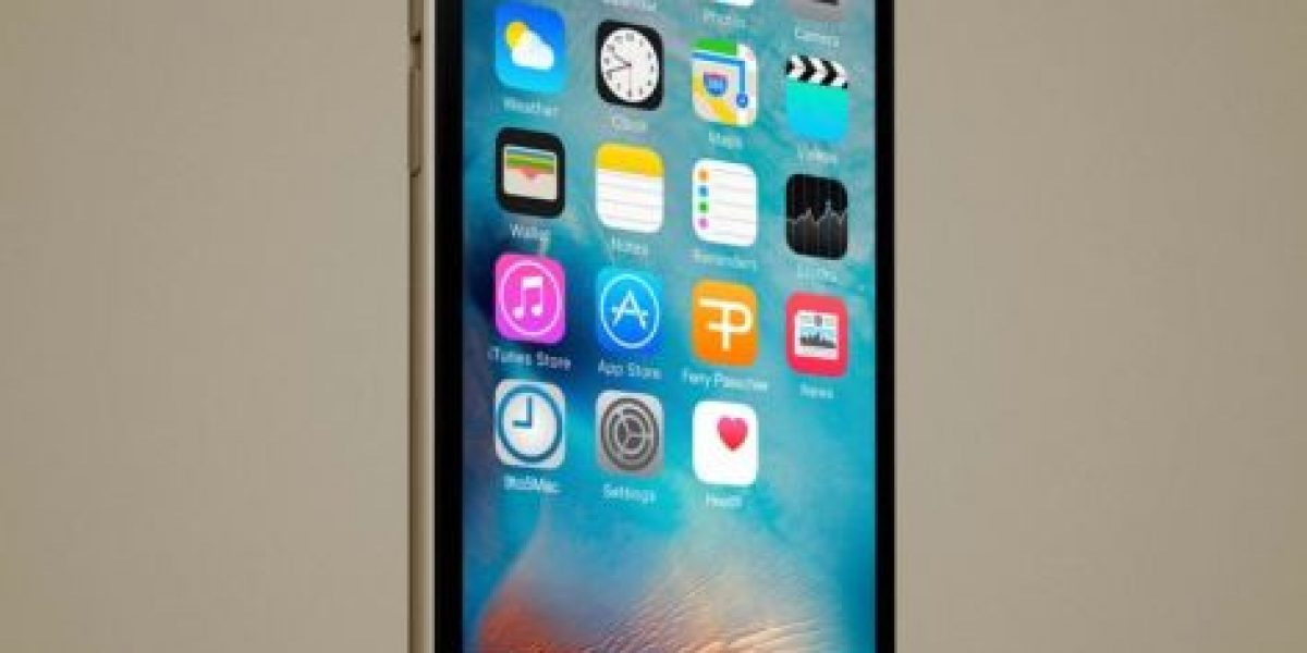 iPhone 5se tendría un diseño similar al iPhone 5s