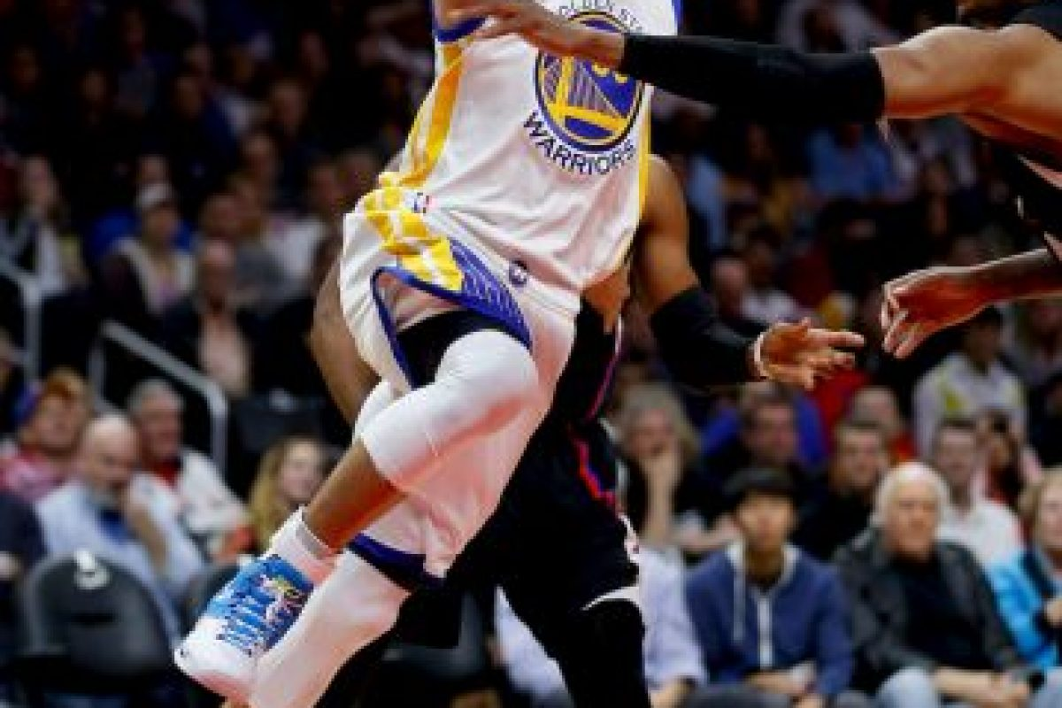 Llevó a Golden State al campeonato Foto:Getty Images
