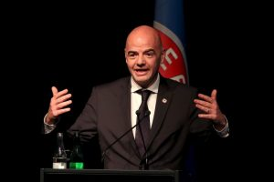 Gianni Infantino Foto: Getty Images