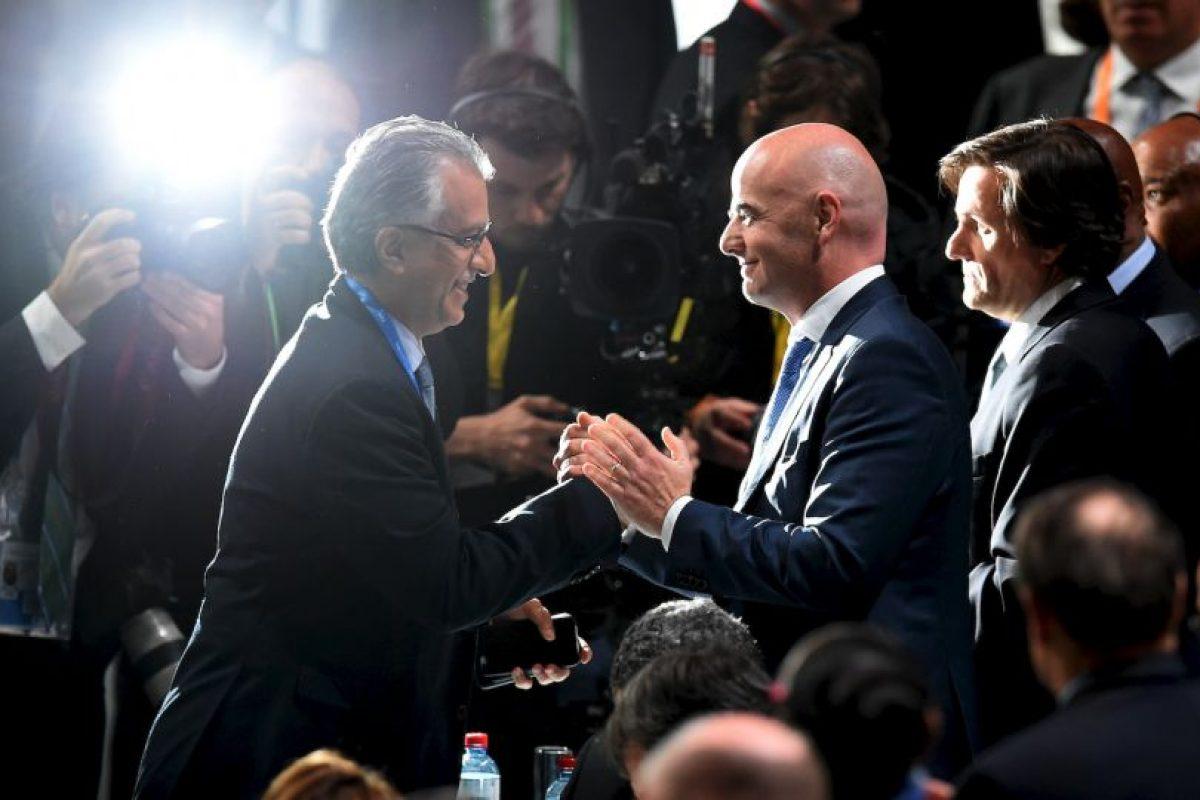 Presidirá el mayor organismo internacional del mundo Foto:Getty Images