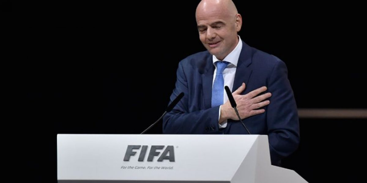 Declaraciones de Joseph Blatter sobre Gianni Infantino, nuevo presidente de la FIFA